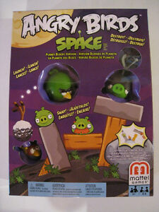 Angry Birds Space: Planet Block Game - Brand New