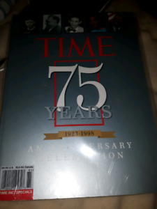 Time Magazine 75 years