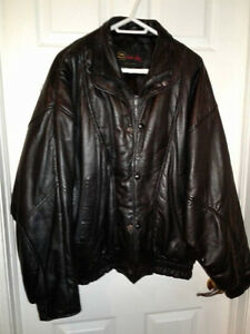 The Original Leather Factory Men's XL Leather Jacket