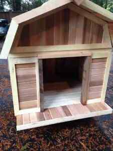 Dog houses for sale 4 sizes insulated removable roofs!