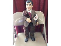 Mr Bean doll