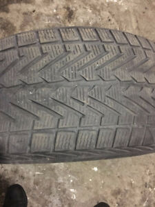 4 winter tires 275/45R19