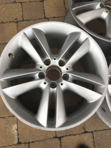 """Mags \ Jantes Mercedes 17"""" OEM"""