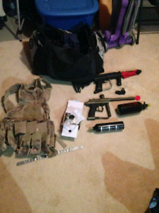 $200 OBO!! Tippmann 98 everything you will need