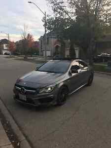2014 Mercedes-Benz Other CLA 45 edition1 Other