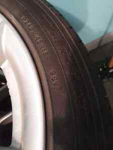Goodyear RS-A All Season Tires & Rims  Kitchener / Waterloo Kitchener Area image 3