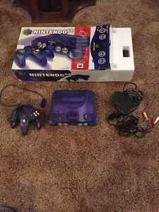 Selling older video game collection, mainly N64 and Gamecube