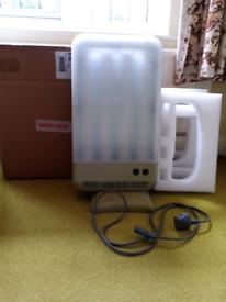 SAD Diamond Light Box made by Electrolux