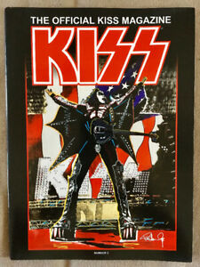 KISS: Official Magazine #2 - Rare