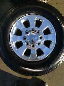 Denali rims with low km