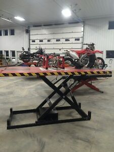 Lifts,  ATV, Bike, Snowmobile, Work Bench