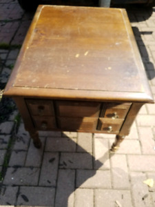 Nice end table or night stand