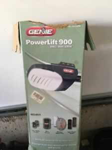 Garage Door opener for sale - never used (Genie)