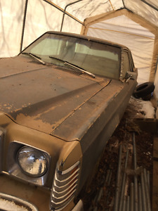 77 Mercury Monarch for parts or salvage 351windsor c4automatic