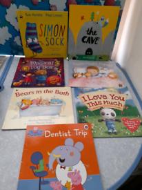 Bundle toddler children's books
