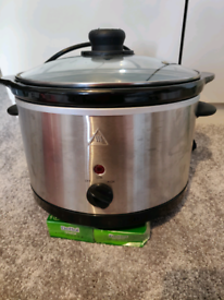 Slow Cooker hardly used