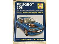 Peugeot 306 repair manual