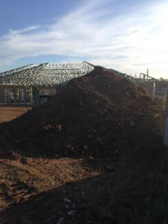 Soil / Dirt / Fill Removal Bobcat- Excavator- Tipper Hire