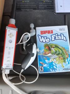 Wii rapala we fish