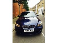 BMW 525D M SPORT BUSINESS EDITION