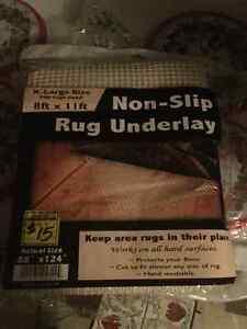 Brand new floor slip matting for under rugs