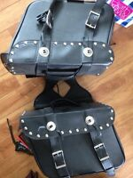 Saddle Bags - Brand new with tags