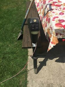 Electric Trailer Jack