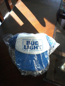 Hat - Bud Light, brand new