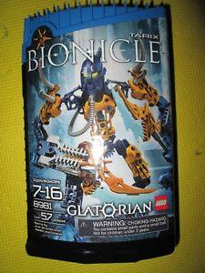 lego 8981 bionicle tarix