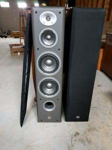 JBL Northridge E80 Tower speakers