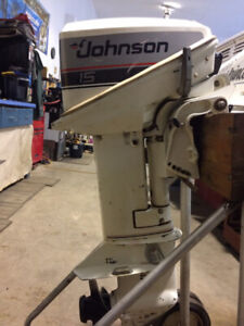 15 hp outboard motor