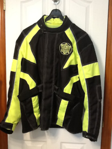 Multiple Motorcycle clothing