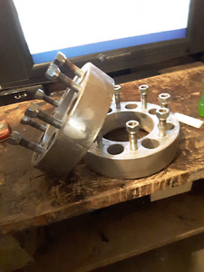 2 ford f250 wheel spacers 8 x 170