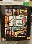 Grand Theft Auto V GTA 5 Collector's Edition (xbox360 used