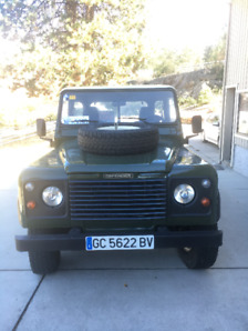 1997 Land Rover Defender Pickup Truck