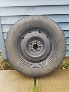 WINTER TIRES:  225 60 R16
