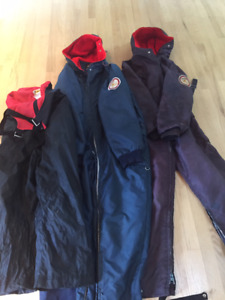 Late 60s early 70s SKI-DOO' VINTAGE MEDIUM SUITS