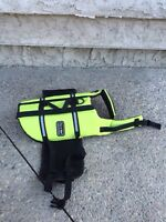 Life jacket for your dog or pet