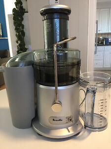 Breville Juicer- the Juice Fountain Plus
