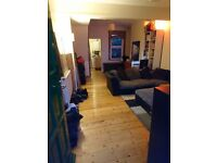 Double room and dressing room available off Mill Road in a friendly house