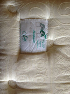 ROSSLAND: $150 King sized mattress (no box or frame)
