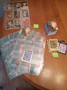 1993 Marilyn Monroe trading cards