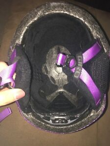 Girls Dora Ski/Board Helmet Strathcona County Edmonton Area image 3