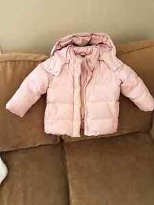 Baby Gap toddler 4T winter coat