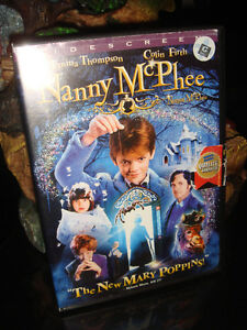 DVD-NANNY MCPHEE-FILM/MOVIE