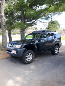 2005 Nissan xterra for sale or trade for dirt bike