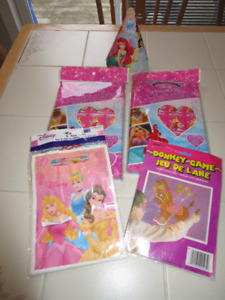 Princess Party Pack - Brand New!