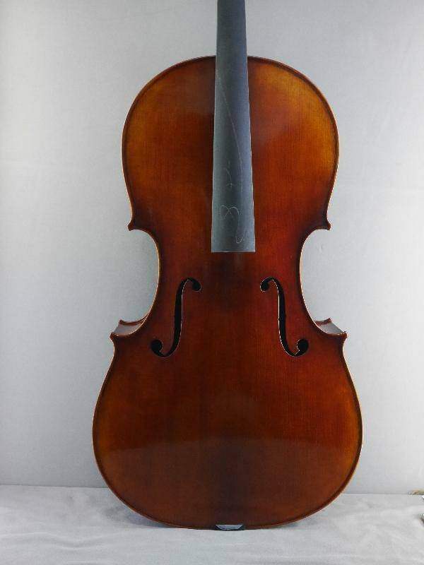 Amazing Old DAVIDOV COPY Of Cello European Wood!!!