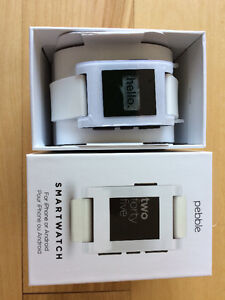 Pebble Smartwatch for Iphone or Android