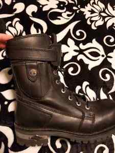 Woman's size 9.5 Harley Davidson riding boots obo